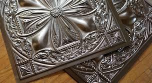 ceiling horrifying faux tin ceiling tiles nail up superb faux