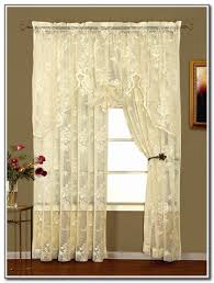 Battenburg Lace Kitchen Curtains by Interior Kitchen Tiers Priscilla Curtains Lace Curtains Walmart