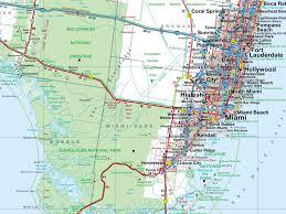 Mo Map Busche Map Florida 360 Medien Shop