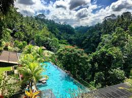 relax on infinity pools in bali kokonut suites 1 jungle fish