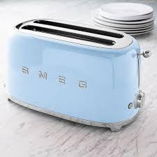 Cream 4 Slice Toaster Smeg Toaster 4 Slice West Elm