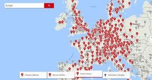 Tesla Supercharger Map Tesla Model 3 Supply Could Be Game Changer In U K Market Tesla