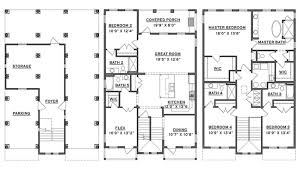 Emerald Homes Floor Plans The Belize Luxury Homes Nw Florida Gulf Breeze Florida