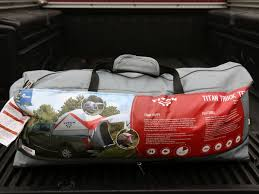 nissan titan bed extender going camping in a cummins powered 2017 nissan titan xd 4x4