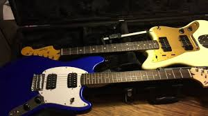 squire mustang squier bullet mustang 1st and best demo on