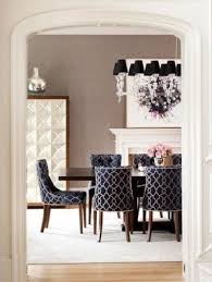 Fabric Dining Room Chairs Black Fabric Dining Chairs Foter