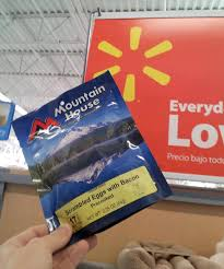 lowest price found on mountain house freeze dried food