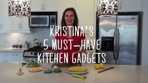 kristina u0027s 5 must have kitchen gadgets anna and kristina u0027s