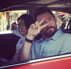 toyota commercial actress australia hugh jackman filmed a car commercial for the toyota levin with