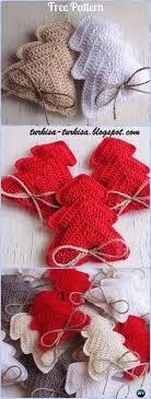 crochet tree free patterns decoration