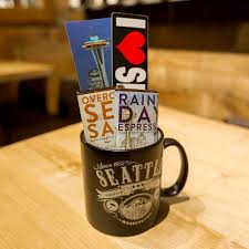 Seattle Gift Baskets Welcome To Seattle Essential Gift Mug U2014 Simply Seattle