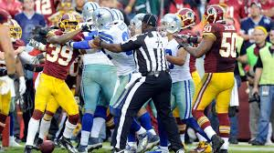 report redskins cowboys likely for thanksgiving cbs dc