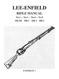 lee enfield rifle manual 1 3 4 5 pdf rifle bayonet
