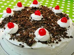 black forest cake youtube