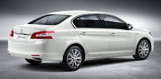auto peugeot new peugeot 408 sedan unveiled at auto china 2014 image 243418