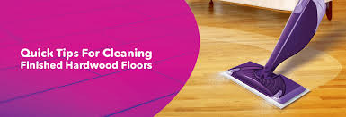 how to clean your hardwood floors with ease swiffer