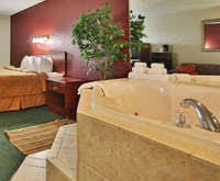 Comfort Suites Southaven Ms Memphis Hotels With A Jacuzzi Room