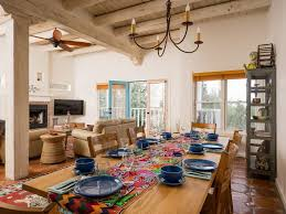 Adobe Style Home Manzanza Light Filled Perfect Adobe Style Home Two Casitas