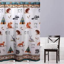 Walmart Kids Bathroom Kids Bathroom Shower Curtain Home Decorations