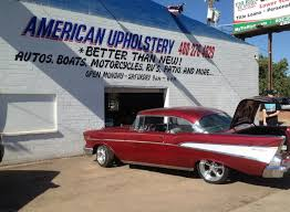 American Upholstery American Upholstery Automotive Repair Shop Phoenix Arizona