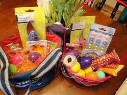 food basket ideas healthy easter basket ideas without candy no junk either
