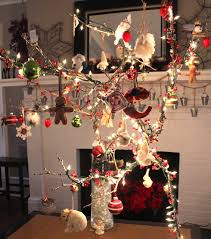 rachael rabbit christmas tree