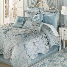 King Comforter Sets Blue Bedroom Purple Teal Bedding Blue Comforter King Image On Stunning