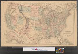 Atlas Map Of Usa States by Gray U0027s Atlas Map Of The United States Of America 1873 The