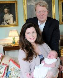 karen spencer countess spencer one for every day of the week earl spencer celebrates the birth