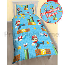 Buzz Lightyear Duvet Cover Official Nintendo Super Mario Brothers Bedding Duvet Cover Sets
