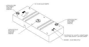 83 Gallon Deck Box by 51 75 Gallon Moeller Marine