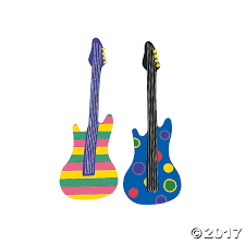 diy guitar cutouts