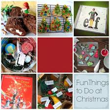 things to do at time family for the holidays