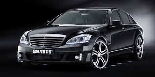 build mercedes brabus to build mercedes s class pullman report photos 1