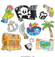 royalty free stock pirate designs of treasure maps