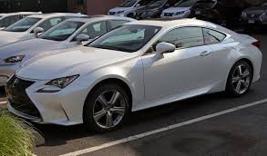 lexus rc awd file 2015 lexus rc350 awd front left jpg wikimedia commons