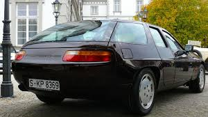 old porsche 928 the very first porsche wagon