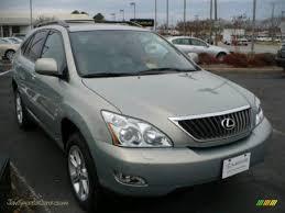 used lexus rx 350 in florida 2009 lexus rx 350 awd in bamboo pearl 106491 jax sports cars