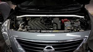 nissan almera price 2017 let u0027s see the result after installed vehicle safety bar for nissan