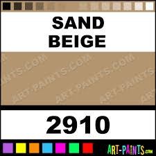 sand beige car and truck enamel spray paints 2910 sand beige