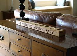 5th wedding anniversary gifts for 5 year anniversary gift ideas for creative gift ideas