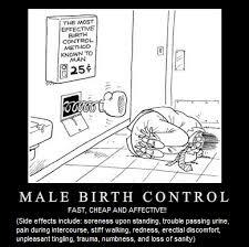 Birth Control Meme - male birth control by joybundle012 on deviantart