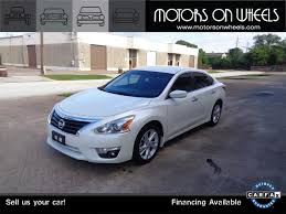 nissan altima 2015 on sale 2015 nissan altima 2 5 sv for sale in houston tx stock 15262
