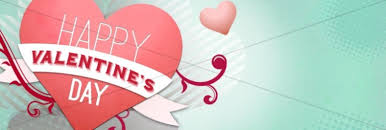 happy valentines day banner happy s day heart template valentines day powerpoints