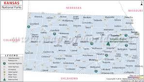 Louisiana national parks images Kansas national parks map jpg
