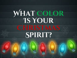 what color is quiz what color is your spirit