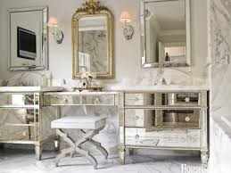impressive vintage bathroom design ideas with unique flooring