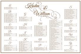 wedding seat chart template wedding seating chart table seating assignments reception