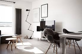 scandinavian home decor scandinavian home decor mixed with a minimalist use of wood in warsaw