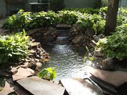 backyard fish pond kits making safe backyard with backyard pond